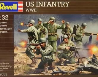 Сборная модель Американская пехота (Вторая Мировая война)