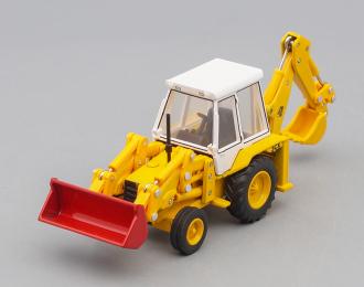 экскаватор JCB 3CX 1980 Yellow