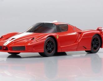 FERRARI FXX (2008), red