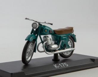 К-175, Наши мотоциклы 12