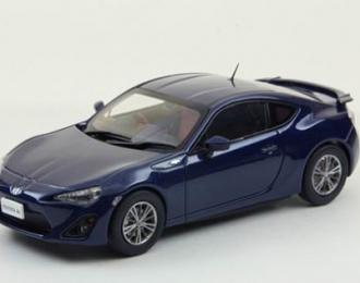 TOYOTA GT86 2012, Blue