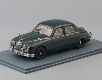 JAGUAR MK1 3.4 (1955), green