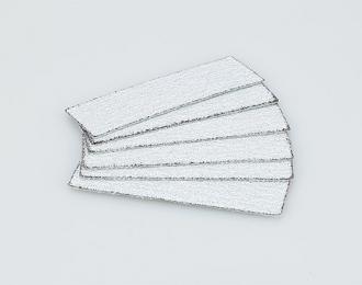 Набор наждачной бумаги на липучке, P600, P800, P1000, P1500, 30x90 мм, 8 шт.