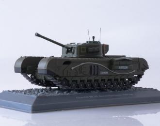 Churchill MK, ТАНКИ Легенды Мировой бронетехники 18