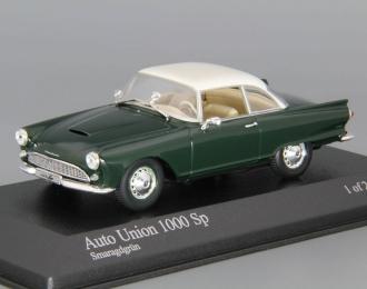 AUTO UNION 1000 Sp (1958), dark green