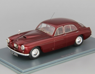 BRISTOL 405 Sports Saloon, dark red metallic