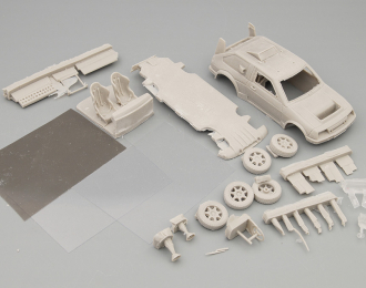 Сборная модель Волжский автомобиль Samara T3