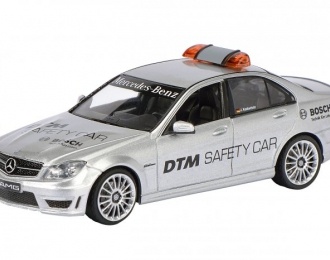 "MERCEDES-BENZ C63 AMG MOPF ""DTM Safety Car 2011"", silver"
