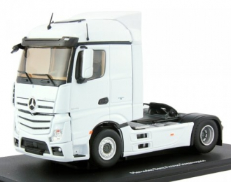 MERCEDES-BENZ Actros MP4 Streamspace седельный тягач (2012), white