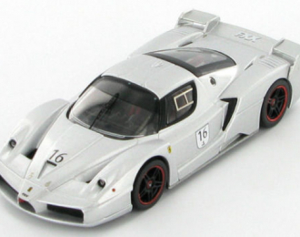 Ferrari FXX Nurburgring #16, silver
