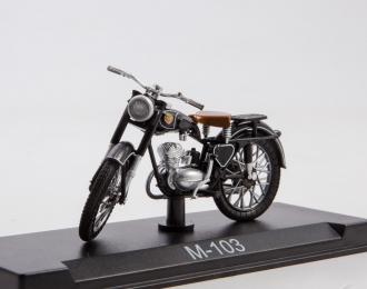 М-103, Наши мотоциклы 5