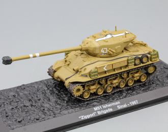 """M51 Isherman """"Zippori"""" Brigade Sinai - 1967"""