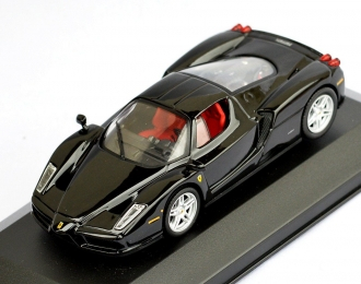 FERRARI Enzo (детализция выше), Ferrari Collection 18, black