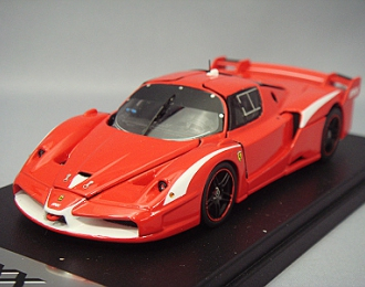 FERRARI FXX press edition, red / black