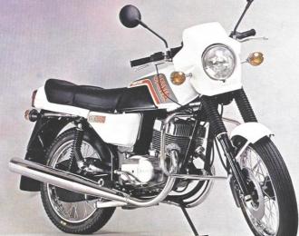 Ява-350-639, мотоцикл (Мотолегенды СССР, Спецпроект)
