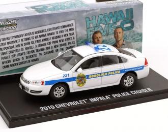 "CHEVROLET Impala ""Honolulu Police"" 2010 (из телесериала ""Гавайи 5.0"")"