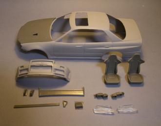 Набор для конверсии Nissan Skyline R32 GTR Sedan (для ER32 от Aoshima)
