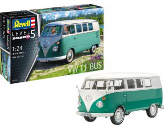 Сборная модель VOLKSWAGEN T1 Bus