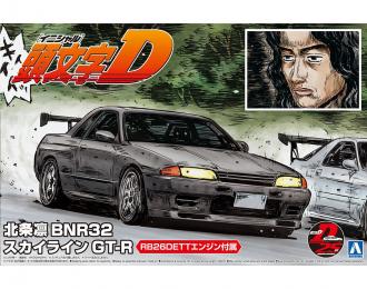 Сборная модель Nissan Skyline GT-R BNR32 Hojyo Rin