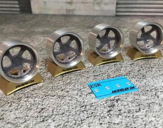 Комплект дисков ESR SR02  (с резиной Proxes T1-R)