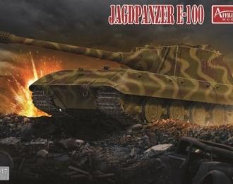 Сборная модель Немецкая тяжелая САУ Jagdpanzer E-100