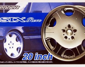 Набор дисков Glassenheit Disix Revo 20inch