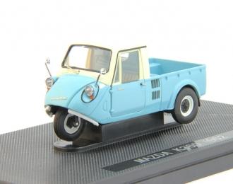 MAZDA K360 (1962), blue / beige