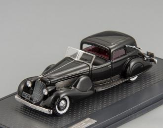 DUESENBERG SJ 533-2582 Town Car LWB Bohman & Schwartz (1935), black
