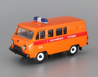 УАЗ 3741 Аварийная Служба, оранжевый
