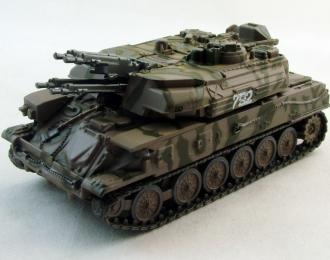ЗСУ-23, Русские танки 84