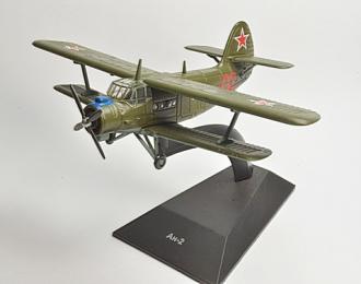 Ан-2, Легендарные Самолеты 77