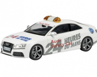 AUDI RS 5 SAFETY CAR LM 2010, white