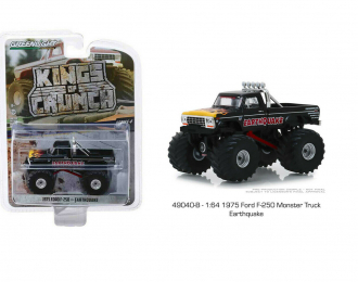 "FORD F-250 Monster Truck ""Earthquake"" Bigfoot 1975"
