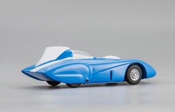 ЗИЛ 112С рекордный шасси #2 05.1963, голубой