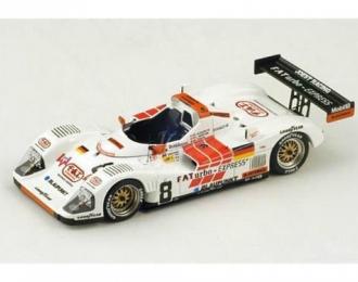 Porsche T.W.R. WSC #8 LM 1996 M. Alboreto - P. L. Martini - D. Theys