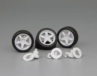 Комплект колес #66 (Enkei)