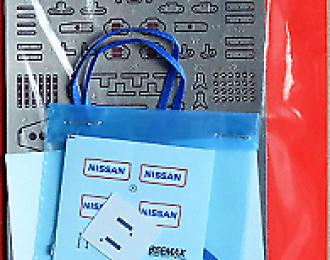 Набор дополнений Nissan 240RS (BS110) '84 SAFARI RALLY VER