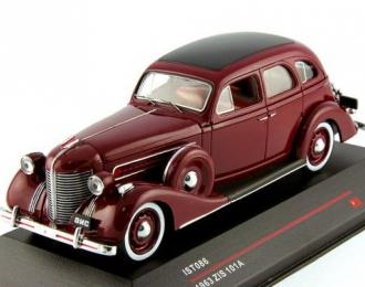 ЗИС 101А (1936), темно-красный