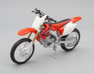 HONDA CRF450R, red / white