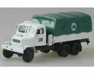 PRAGA V3S бортовой грузовик с тентом 6х6 UN 1973, white