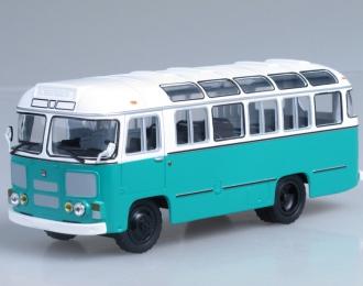 (Уценка!) Павловский автобус 672М, бело-зеленый