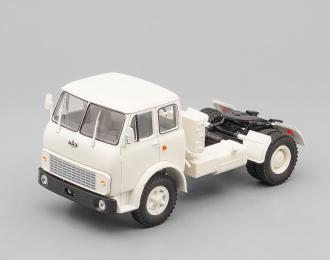МАЗ 5429 седельный тягач, белый