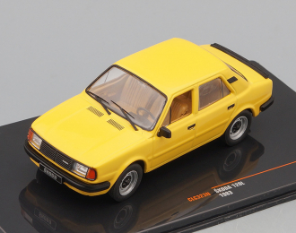 SKODA 120L 1983 Yellow