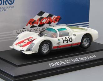 PORSCHE 906 Targa Florio #148 (1966), white
