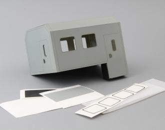 Сборная модель Надстройка Вахта для Горький-3308