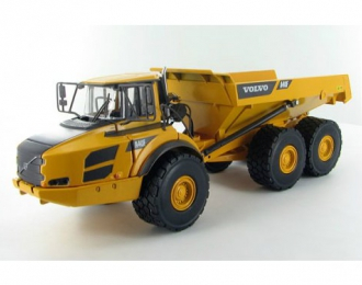 VOLVO Arcticulated Hauler A40F, yellow