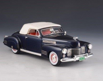CADILLAC Series 62 Convertible Coupe (закрытый) 1941 Metallic Dark Blue