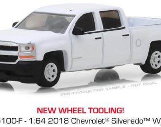 CHEVROLET Silverado 1500 pick-up2018 White