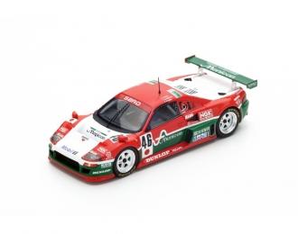 Toyota Sard MC8-R #46 Le Mans 1996 P. Fabre - A. Ferté - M. Martini
