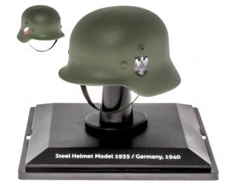 Исторические военные шлемы: Model 1935 Germany 1940